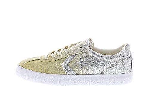 Converse Calzado Deportivo Para Mujer, Color Gold, Marca, Modelo Calzado Deportivo Para Mujer Breakpoint - OX Gold Gold