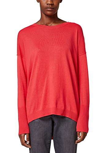Red Esprit by Femme edc Rouge Coral 640 Pull OY5ZZq