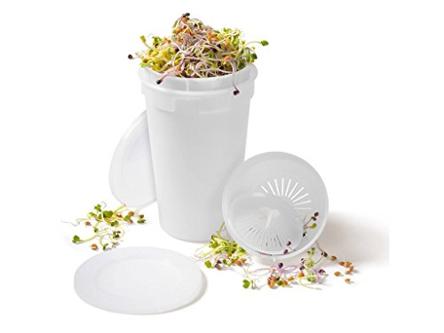 Frontier Natural Products Co-op 8505 Sproutamo Easy Sprout Sprouter - Kitchen