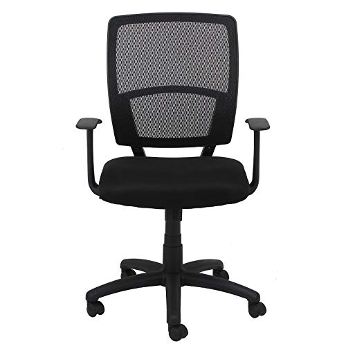 OFM (OFMV9 ESS-102-BLK-OFM Furniture Piece Office Chair, Black