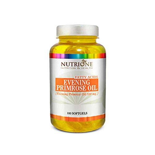 Nutrione Aceite de Onagra - 100 perlas