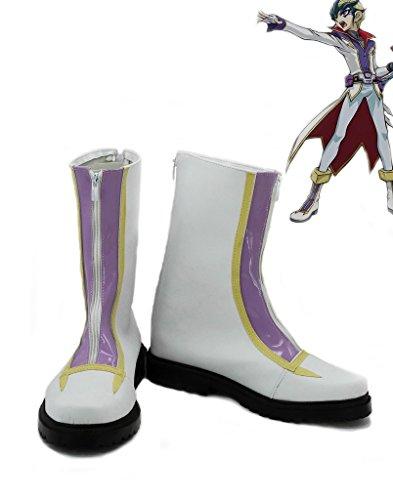 Yu-gi-oh! Zexal Tenjou Kaito Cosplay Schoenen Laarzen Op Maat Gemaakt