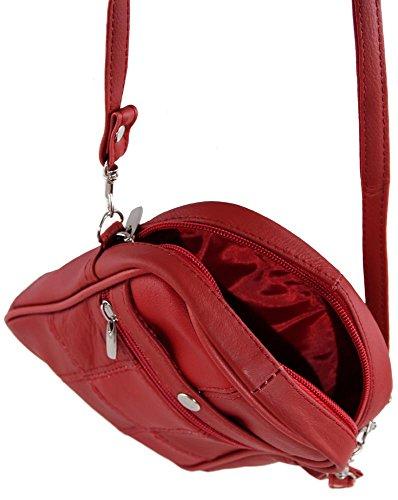 Lorenz, Borsa A Mano Donna Rosso Rosso