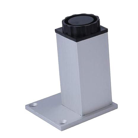 8//10//12//15cm Adjustable Metal Cabinet Chair Furniture Legs Plinth Extenders