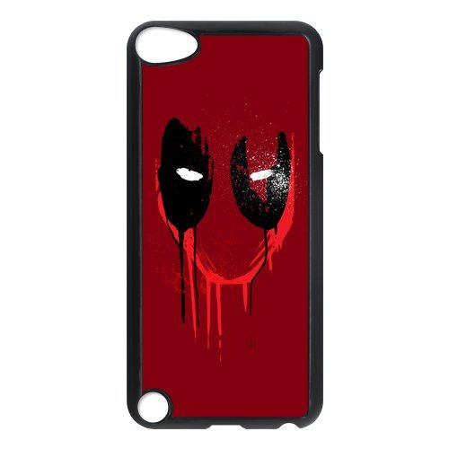 Fayruz- Marvel Superhero Deadpool Hard Shell Snap-On Plastic iPod Cover Case for iPod Touch 5, 5th Generation Cases W-P5d1272