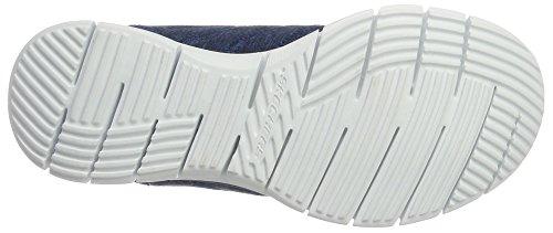 skechers GLIDER - Zapatillas, Mujer Azul (NVY)
