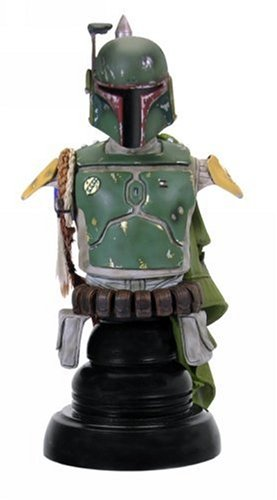 Boba Fett Without Helmet - 1