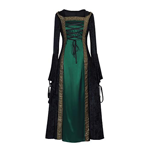 Hocus Pocus Cosplay (CosplayDiy Women's Medieval Renaissance Retro Gown Cosplay Costume Dress XL)
