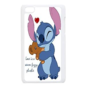 AinsleyRomo Phone Case Ohana Means family - Stitch series pattern case FOR IPod Touch 4th [OHANA]91531