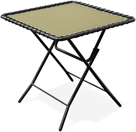 Caravan Sports Textilene Table, Beige, Beige