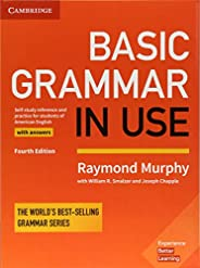 Basic Grammar in Use Student's Book with Answers: Self-study Reference and Practice for Students of Americ