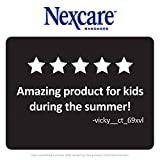 Nexcare Max Hold Waterproof Bandages, Stays On Up
