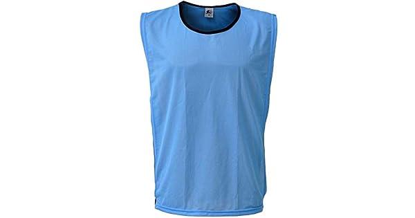 8866021f83 Jogo de Coletes 06 Peças na Cor Azul Celeste  Amazon.com.br  Esportes e  Aventura