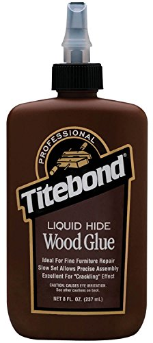 Titebond Liquid Hide Glue, 8-Ounces #5013