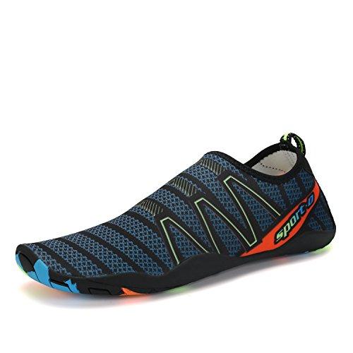 Plonge Chaussures Aqua Hsd Plaisance Bleu Plage L'intrieur De La Nager Schage Hommes Yoga Kayak Rapide Vifuur Pour Des D'extrieur d Navigation Femmes EtgqZgw1H