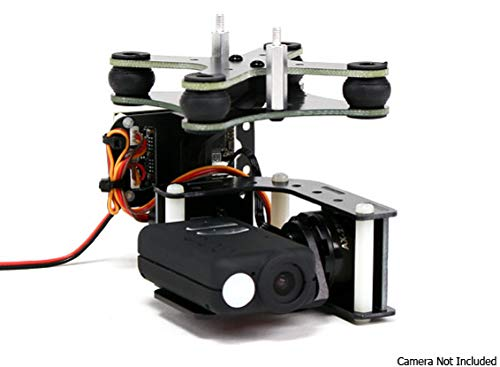 SKB family Turnigy Mobius 2-Axis Gimbal with Tarot Controller and AX2206 Motors