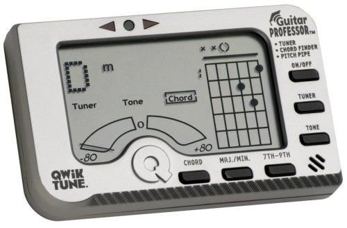 Qwik Tune GP1 Guitar Professor Guitar Tuner