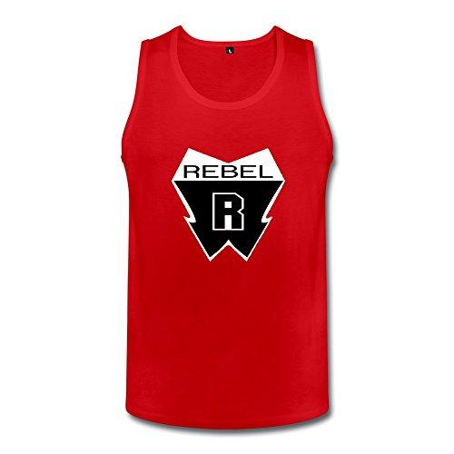 YUMY Men's Rebel F7 Vin Diesel Tank Top - XXL Red