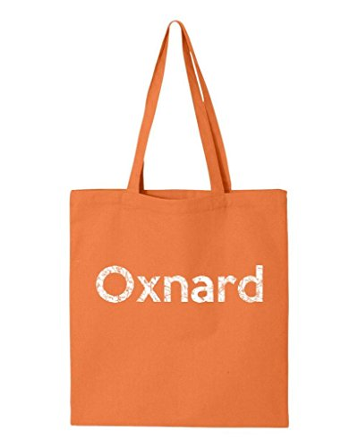 Ugo Oxnard CA California Map Flag Home of University of Los Angeles UCLA USC CSLA Tote Handbags Bags Work School - Oxnard Outlet