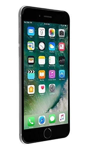 Apple iPhone 6s Plus, Boost Mobile, 16GB – Gray (Renewed)