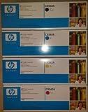Genuine HP C8560A, C8561A, C8562A, C8563A LJ 9500 9500MFP Image Drum Set BCYM In Retail Package