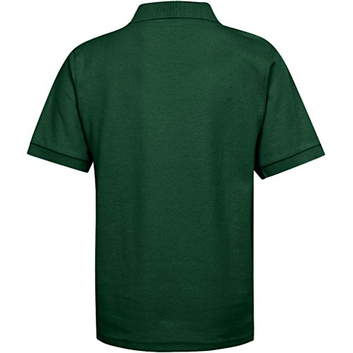 Buy green polo shirt
