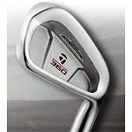 TaylorMade 360 Iron Set 3-PW SW Stock Graphite Shaft Graphite Regular Right Handed 38.25 in by TaylorMade