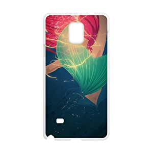 The Little Mermaid Cell Phone Case for Samsung Galaxy Note4