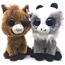 TY beanie boos set of 2, Gabby the goat and Harriet the horse