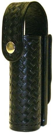AETCO LEATHER Mark IV OC/Teargas Holder - Basketweave/Nickel Snap 41hqb5B7SwL