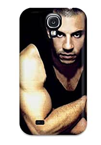 Galaxy Cover Case - Vin Diesel Protective Case Compatibel With Galaxy S4