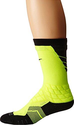 Nike Men's Elite Vapor Cushioned Football Socks (Usa Nike Socks Elite)