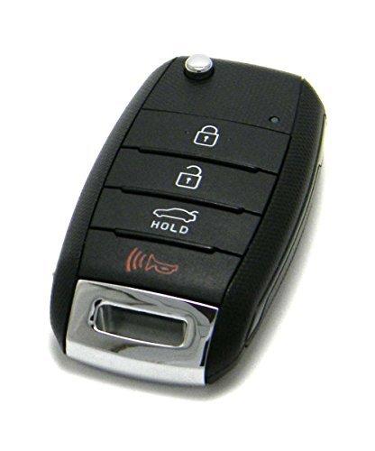 OEM Kia Rio Flip Key Keyless Entry Remote Fob (FCC ID: TQ8-RKE-3F05) (Rio Key)