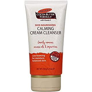 Palmer's Cocoa Butter Formula Calming Cream Cleanser | 5.25 Ounce