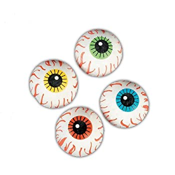 Eyeball Erasers (2 dz)