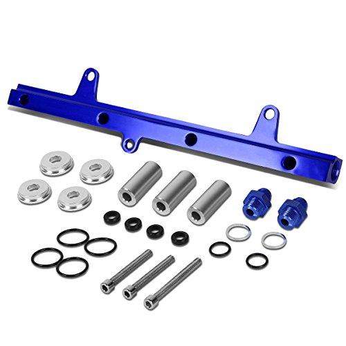 DNA MOTORING FRK-SR20DET-BL High Flow Fuel Injector Rail Kit [for 89-94 Nissan 240SX Silvia S13]