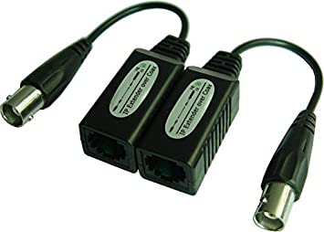 Swell 1 ch extensor IP por coaxial passtive Transimitter/receptor transmision distancia hasta 650 M