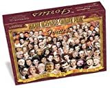 1940's Headline Newsmakers Jigsaw Puzzle - Nostalgic 65th or 70th Birthday Gift - Made in USA