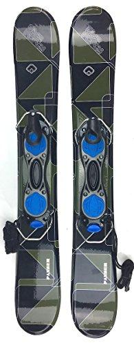 ski blades boots - 1