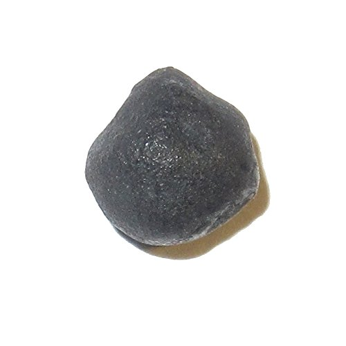 - Meteorite Chelyabinsk Cluster 02 Elite Black Specimen Comet Meteor Crystal Russia Stone 8mm (Gift Pouch)