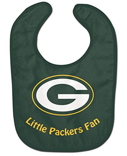 NFL Green Bay Packers WCRA2047914 All Pro Baby Bib (Green Bay Packers Apparel)