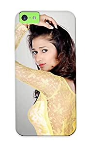 New Diy Design Bollywood Celebrity Actress Model Girl Beautifulsmile For Iphone 5c Cases Comfortable For Lovers And Friends For Christmas Gifts