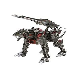 1/72 Scale EZ-035 Lightning Saix Zoid Model - 41hqfIpjwWL - 1/72 Scale EZ-035 Lightning Saix Zoid Model