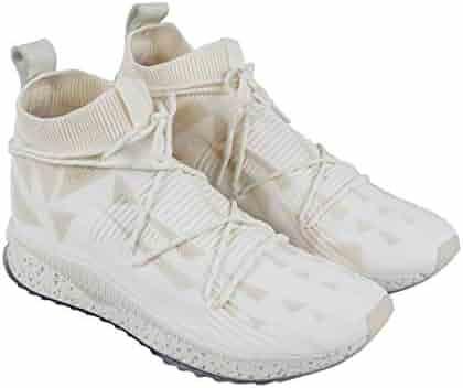 sale retailer 85e15 81b47 PUMA Tsugi Evoknit Sock Naturel Mens Beige Textile Athletic Training Shoes