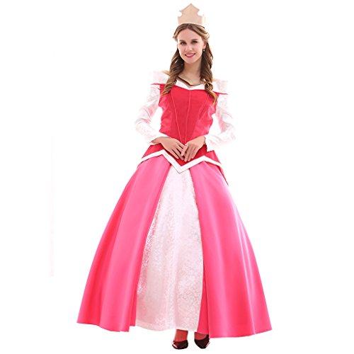 CosplayDiy Women's Fariy Tale Princess Costume Dress Halloween Party Dress cm ()