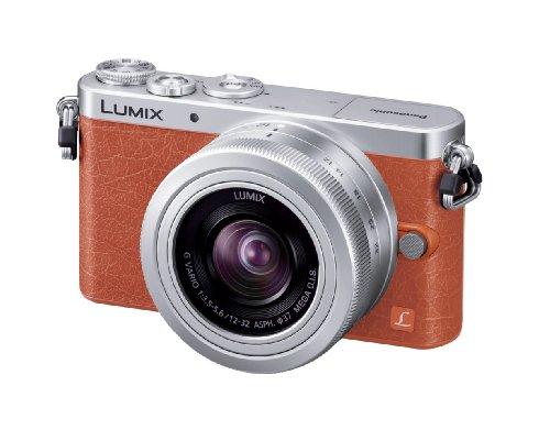 パナソニック ルミックスDMCGM1 オレンジ レンズキット ルミックスGバリオ 1232mm F3.55.6 ASPH.MEGA O.I.S.