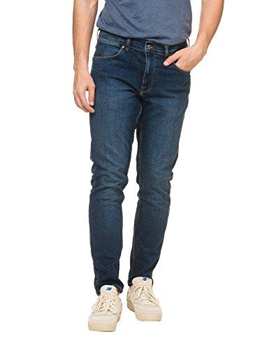 dr-denim-jeansmakers-mens-clark-mens-blue-slim-fit-jeans-in-size-w36-l32-blue