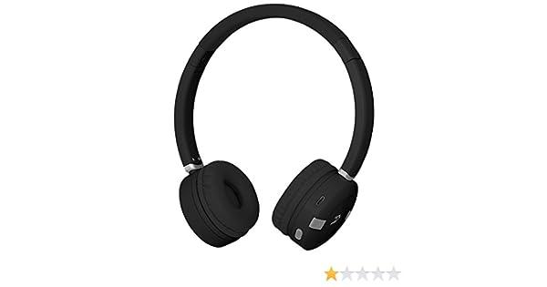 Avenzo AV618NG Auricular Bluetooth, Color Negro: Amazon.es