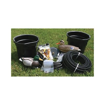 Outdoor Water Solutions Medium Pond Accessory Kit, Model# PSP0071