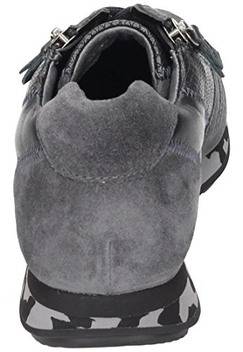 Donna Sneaker Gabor Scarpe Damen Grau Stringate YPaI0